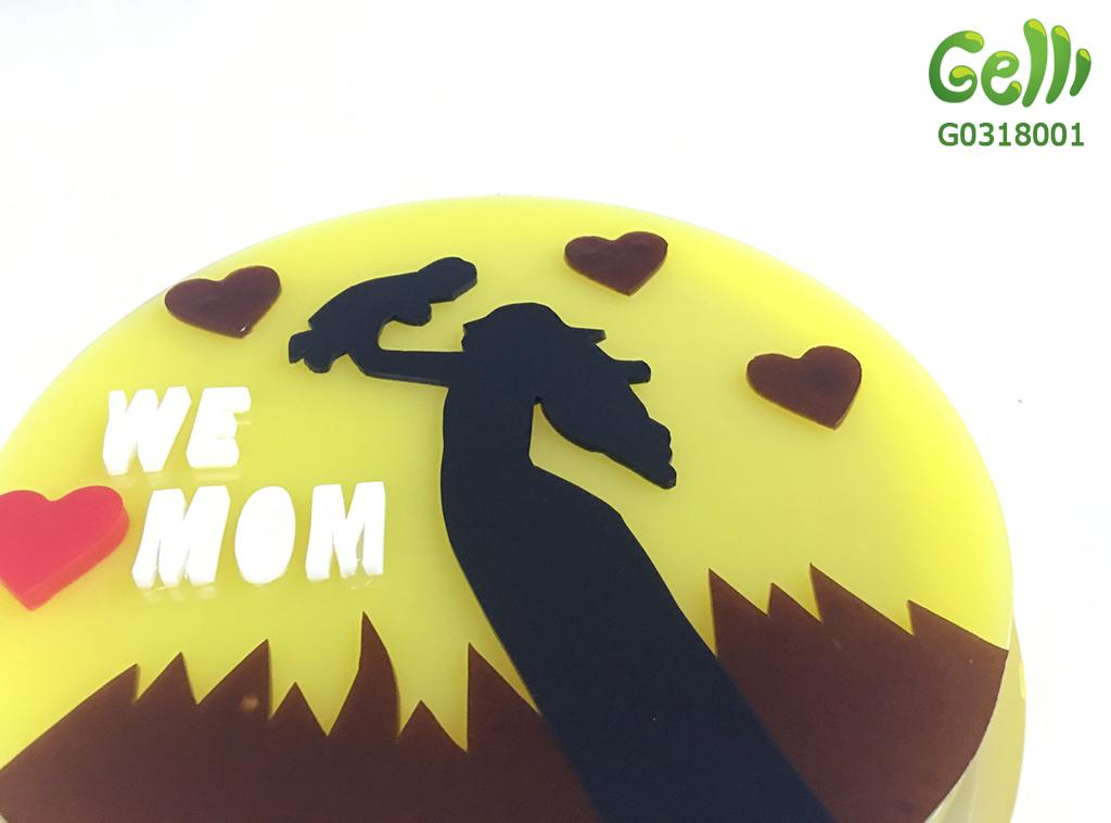 Bánh kem rau câu tặng mẹ ngày phụ nữ_1