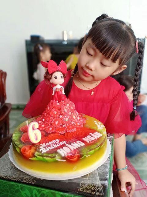 7 thứ bạn không nên làm khi mua bánh sinh nhật con gái yêu 4