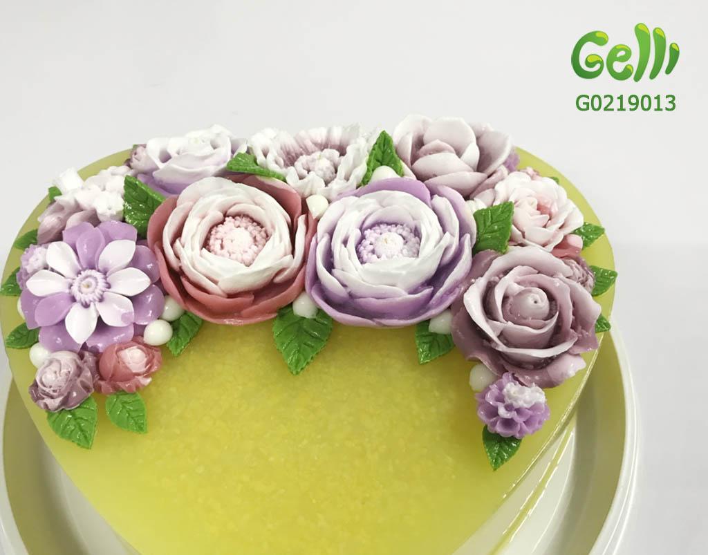 Bánh sinh nhật rau câu ngày 20.11