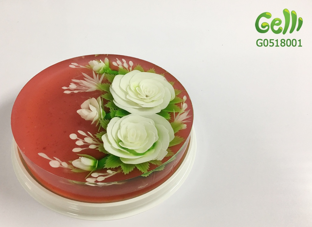 Bánh Sinh Nhật Rau Câu 3D Gelli_1