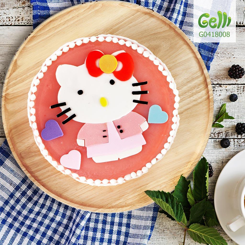 Cẩm nang miễn phí - tiết lộ cách chọn bánh sinh nhật hello kitty đẹp cho bé gái 1